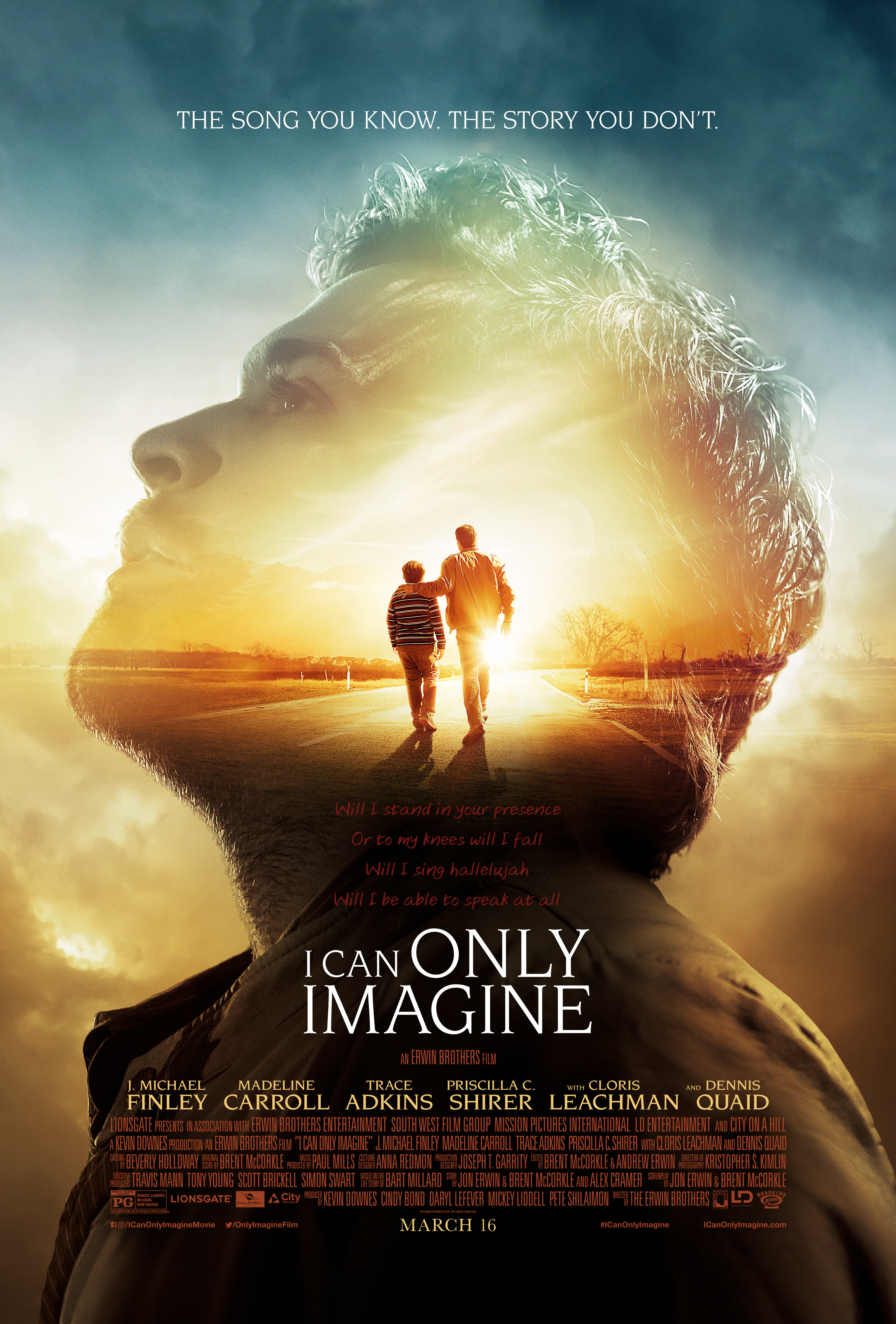 I Can Only Imagine (2018).