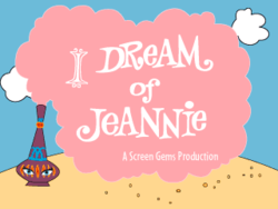I Dream of Jeannie.