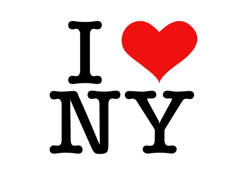 The I Love New York Logo Is An Iconic, Widely.