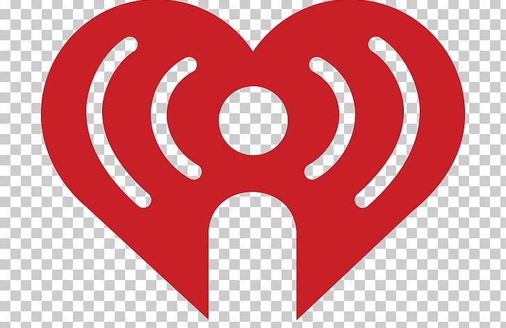 IHeartRADIO Internet Radio IHeartMedia Logo Streaming Media.