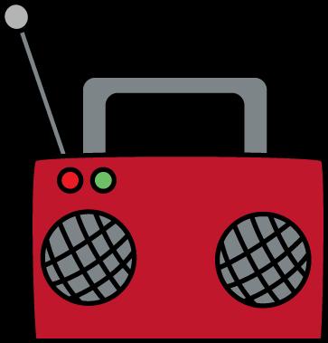 Radio Clipart Transparent.