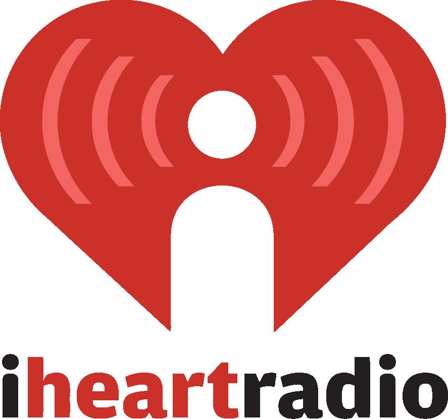 I heart radio Logos.