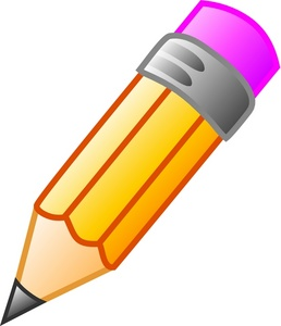 Lead pencil clipart.