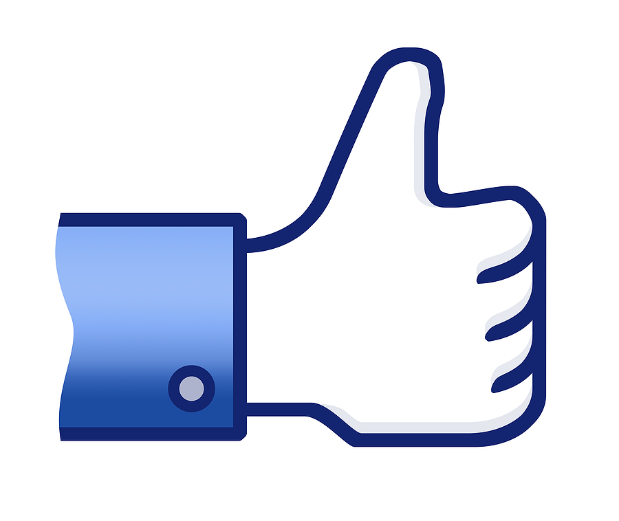 Like Facebook Like And Recommend Clipart.