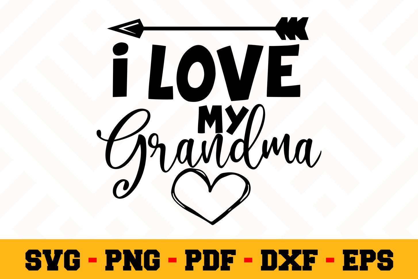 Grandma clipart love grandma, Grandma love grandma.