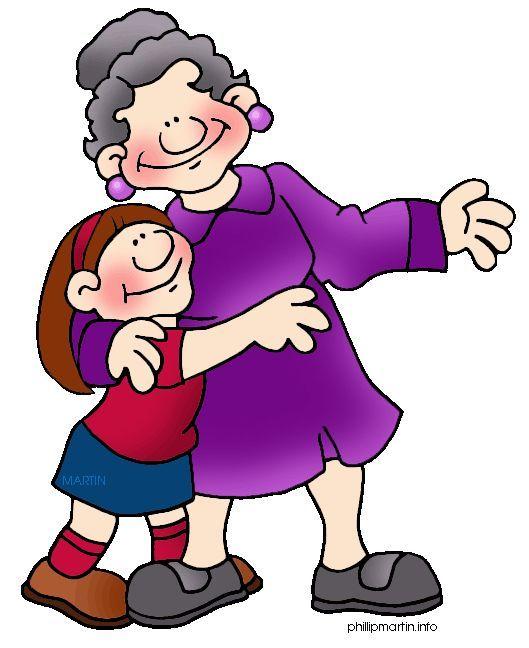 i love grandma she\'s nice,and fun.