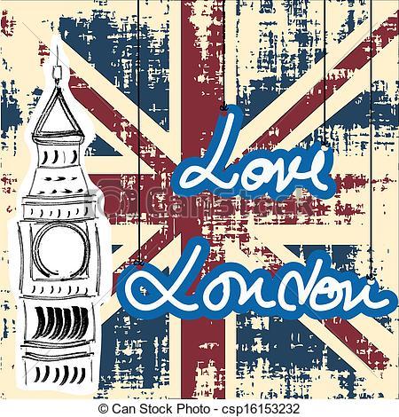 Vectors of love London csp16153232.
