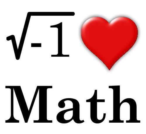 Best I Love Math Clipart #29144.