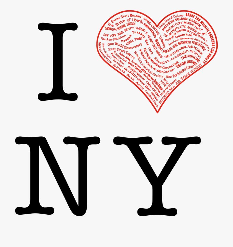 I Love New York Black Edition.
