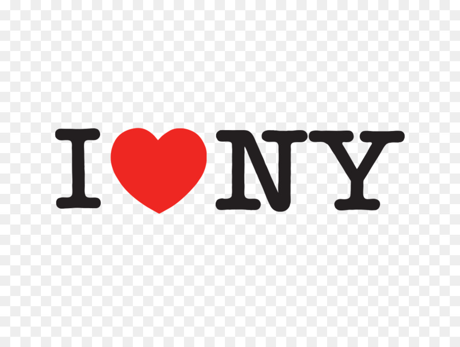 I Love New York png download.