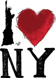 125 Best i love ny images.