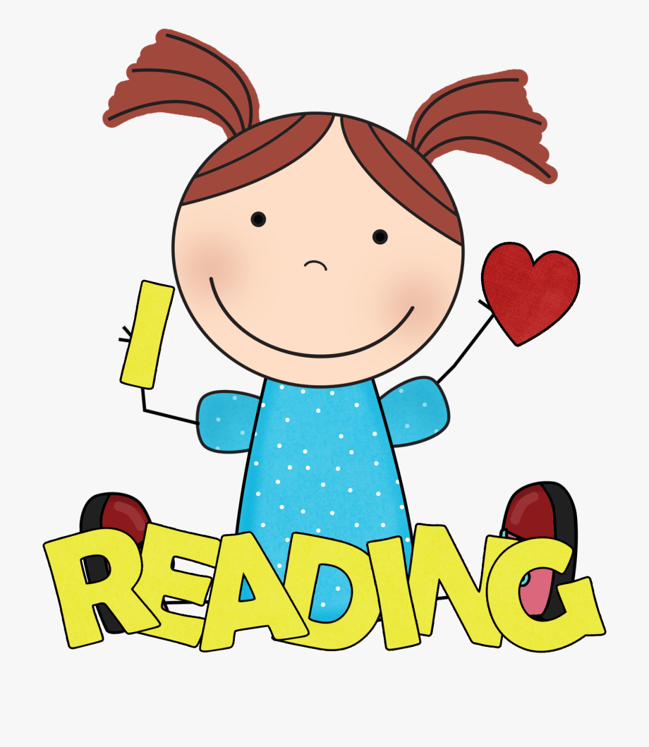 Jpg Royalty Free Download We Love To Read Clipart.