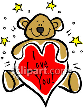 love you animated clipart #7