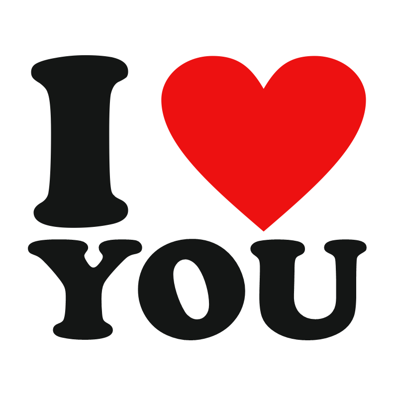 Free I Love You, Download Free Clip Art, Free Clip Art on Clipart.
