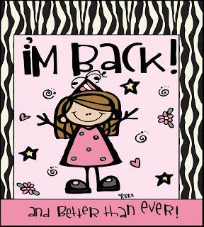 Melonheadz Illustrating Yay! I\'m Back!.