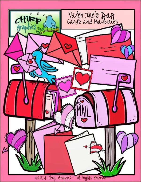 Teach Easy Resources: FREE Valentine's Day Clip Art Set.
