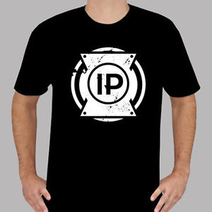 Details about New I PREVAIL IP Post Hardcore Band Logo Men\'s Black T.