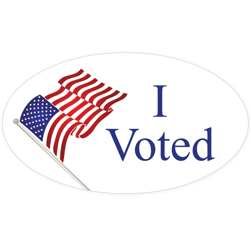 Food, Shopping and Other Discounts for Voters Tuesday.