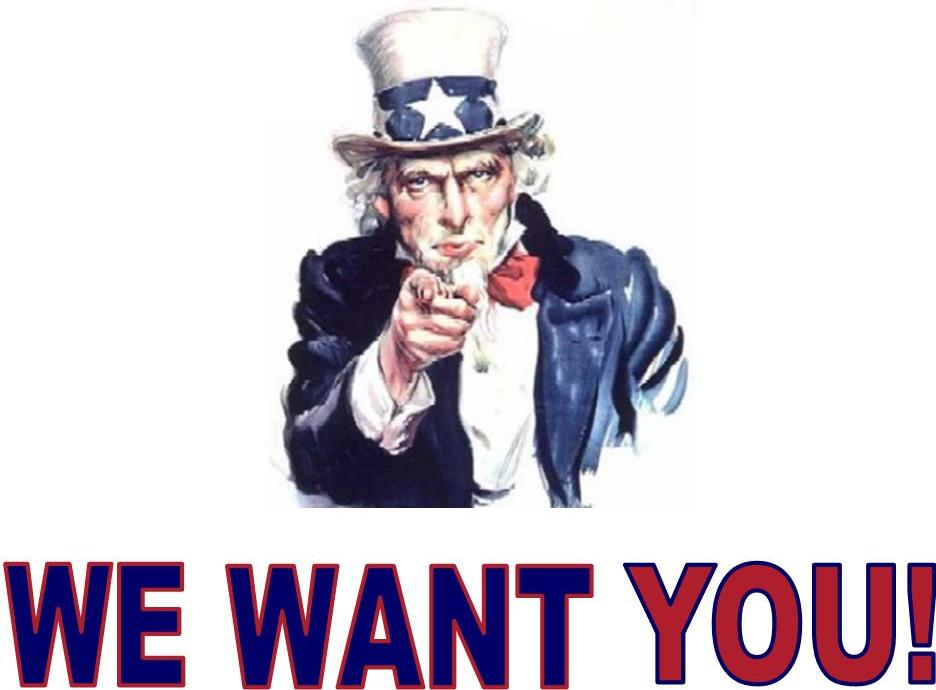 I Want You Clipart.