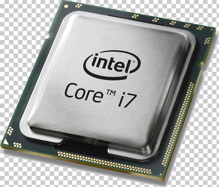 Intel Core I7 Laptop Central Processing Unit PNG, Clipart.