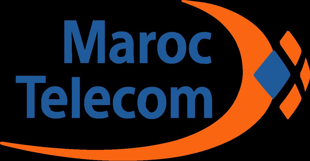 Maroc Telecom &mdash Wikip&233dia Logo Image.