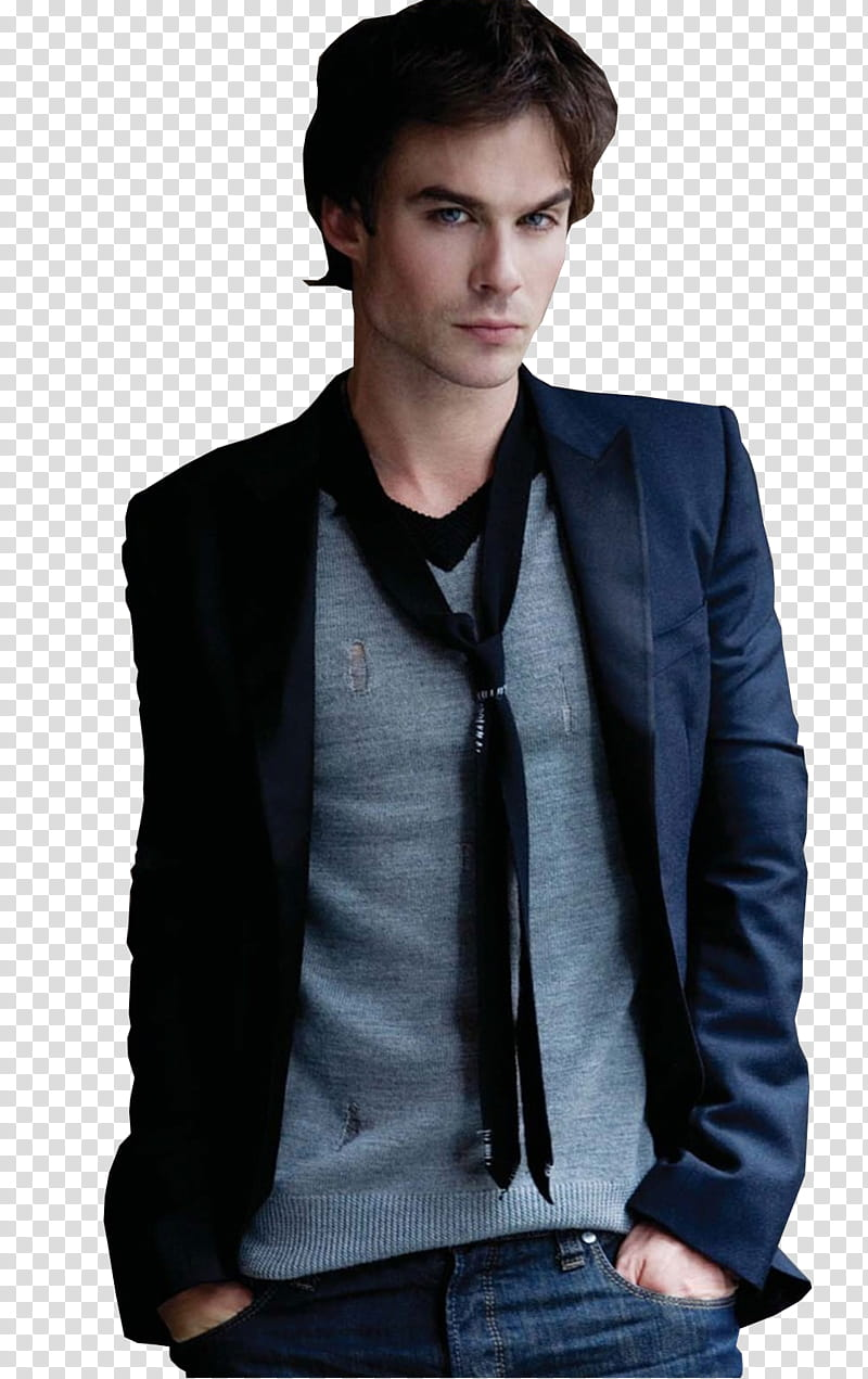 Ian Somerhalder transparent background PNG clipart.