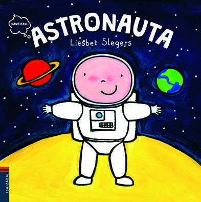 Astronauta Ibaizabal.
