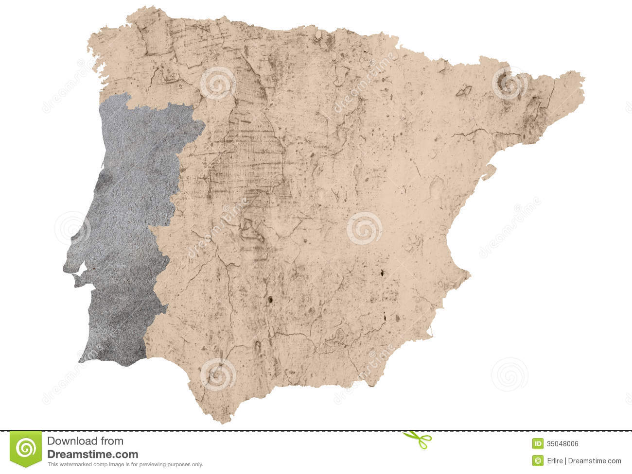Iberian Stock Illustrations.