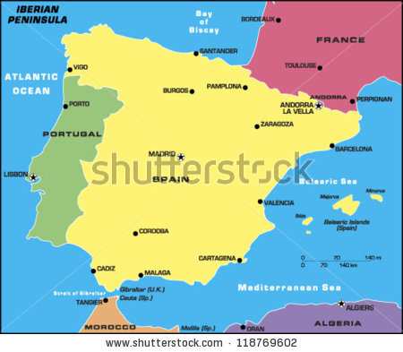 Peninsula iberica free vector download (11 Free vector) for.