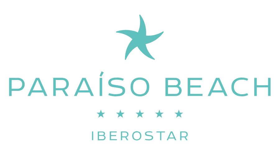 Paraíso Beach Iberostar Logo Vector.