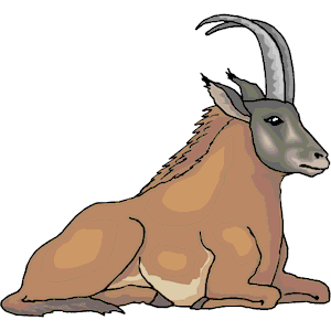 Clipart for logo ibex.