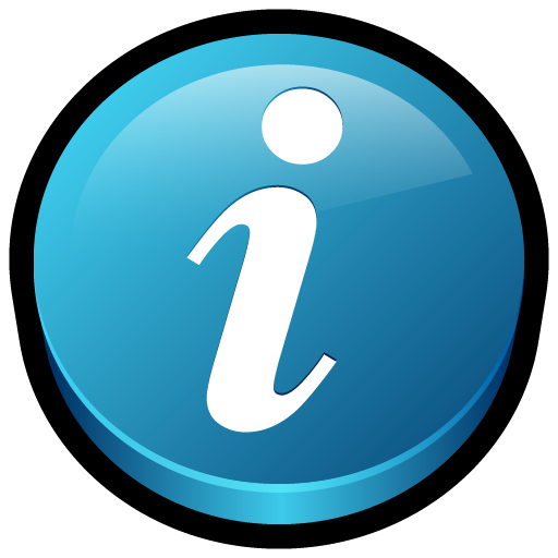 Clipart information icon.