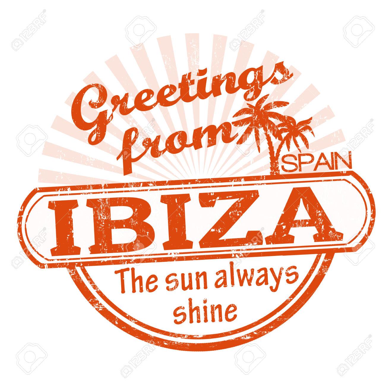 Ibiza clipart.