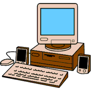 Multimedia Clipart.