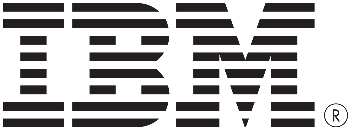 IBM Logo Transparent PNG, IBM Emblem Free Download.