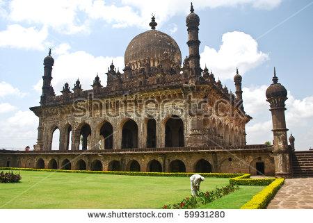 Bijapur Stock Photos, Royalty.