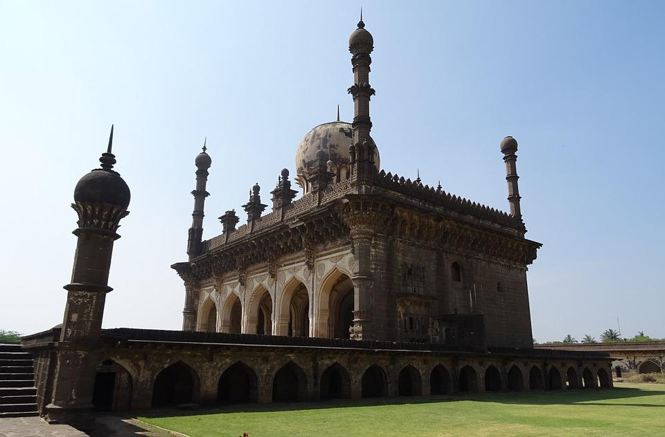 Muslim, Places, Monuments.