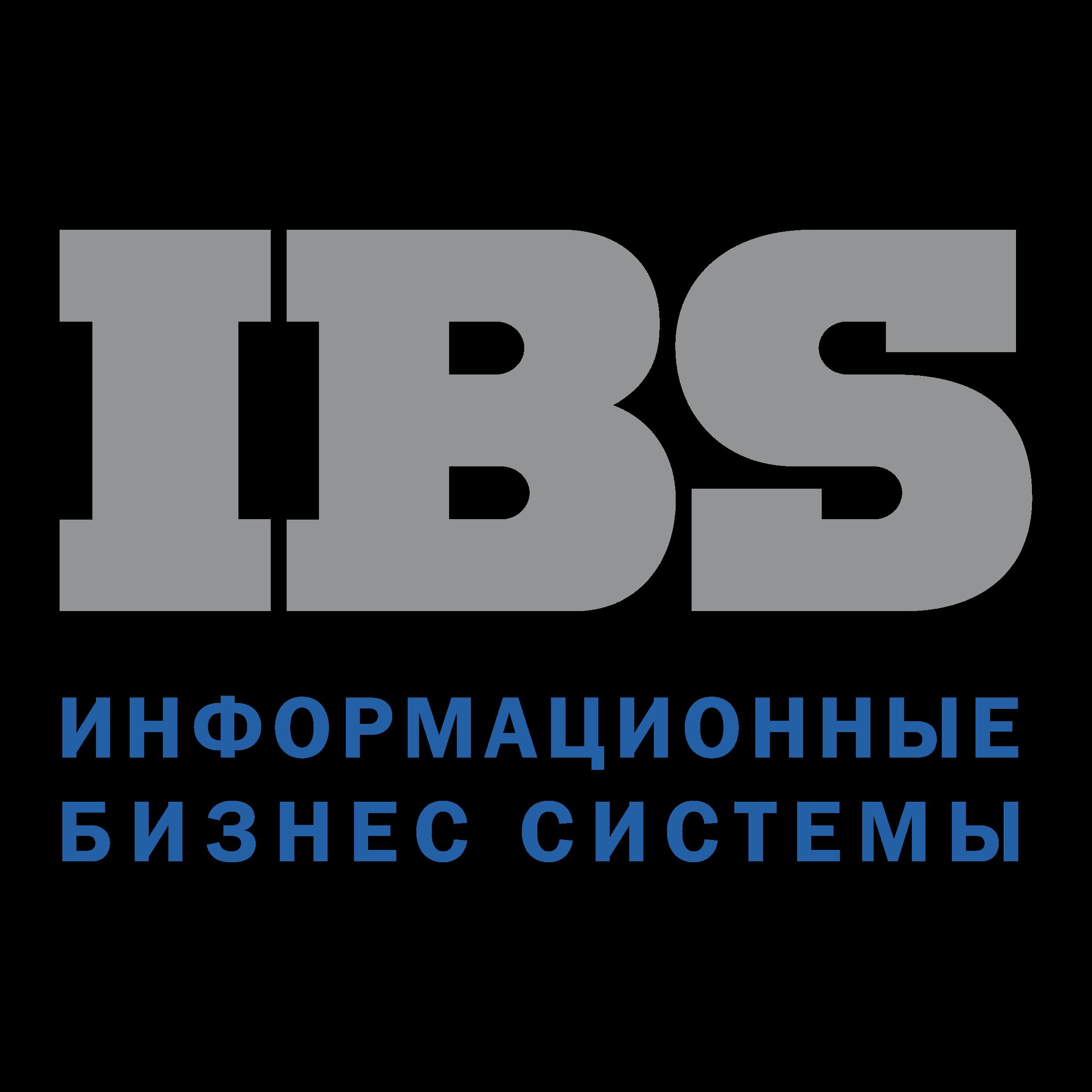 IBS Logo PNG Transparent & SVG Vector.