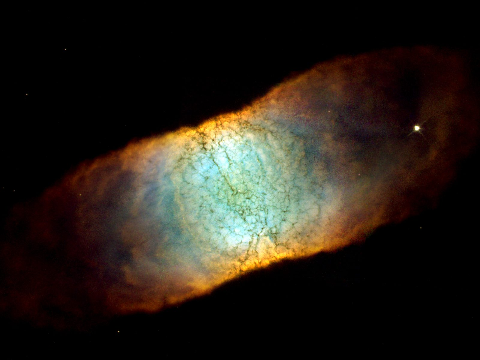 Square Nebula IC 4406.