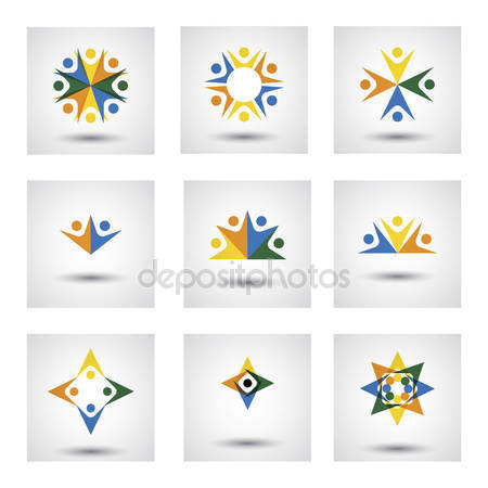 People connected icon Stock Vectors, Royalty Free People connected.