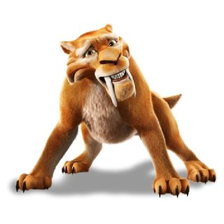 Ice Age, I like Diego too!.