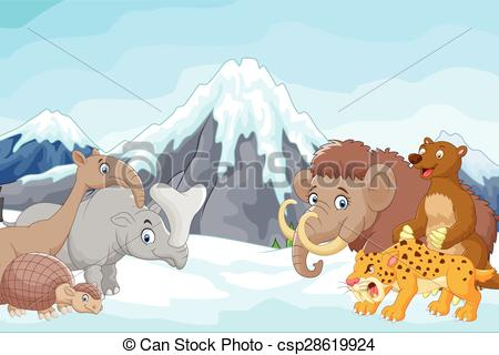 Ice age Clip Art and Stock Illustrations. 1,286 Ice age EPS.