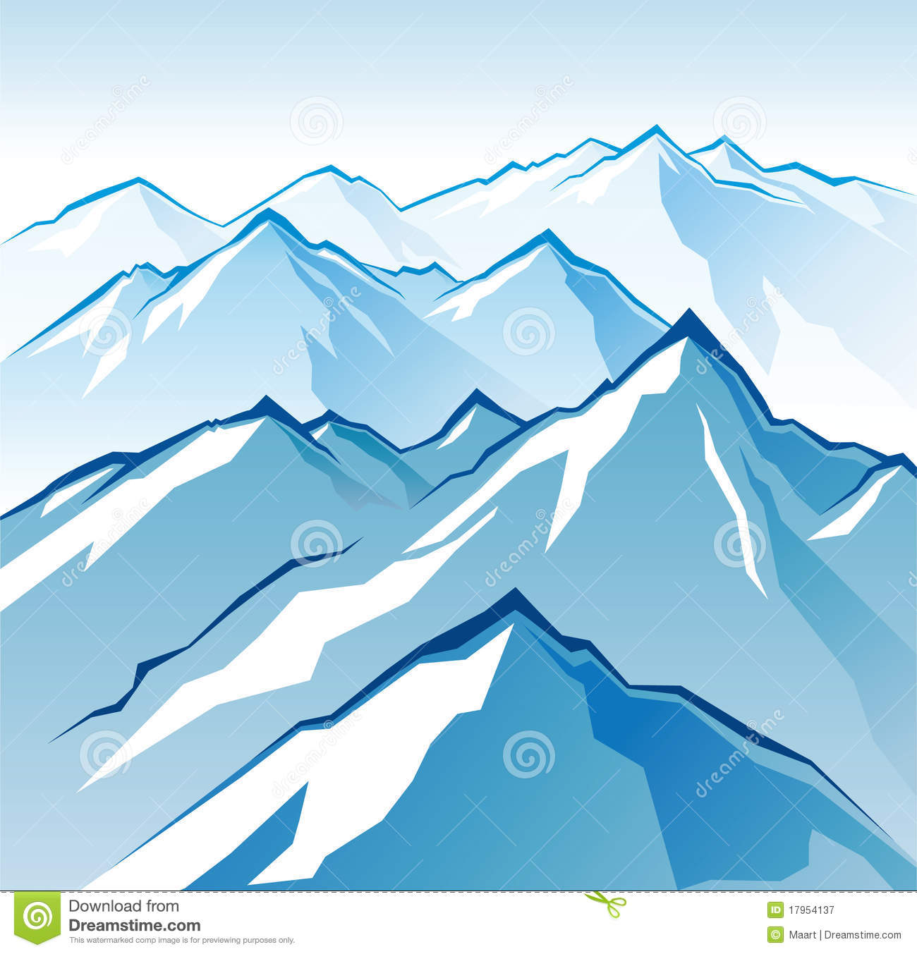 snow mountain clipart wwwpixsharkcom images