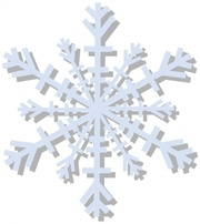 Ice and Snow Clip Art, Vector Ice and Snow.