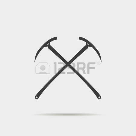700 Ice Axe Stock Vector Illustration And Royalty Free Ice Axe Clipart.