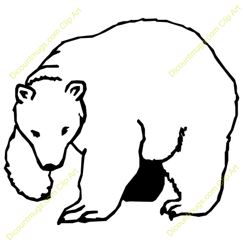 Polar Bear Clip Art & Polar Bear Clip Art Clip Art Images.