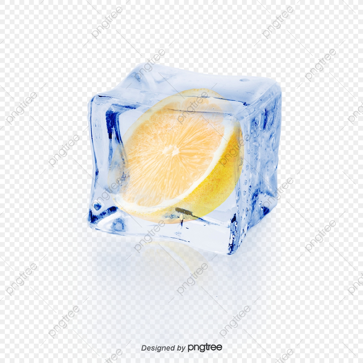Oranges And Ice Cubes, Orange, Ice, Ice Block PNG Transparent.