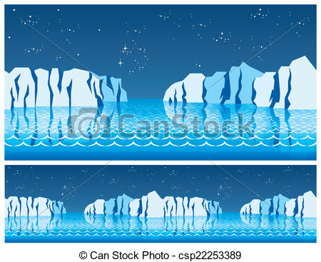 Polar ice cap Vector Clip Art EPS Images. 83 Polar ice cap clipart.