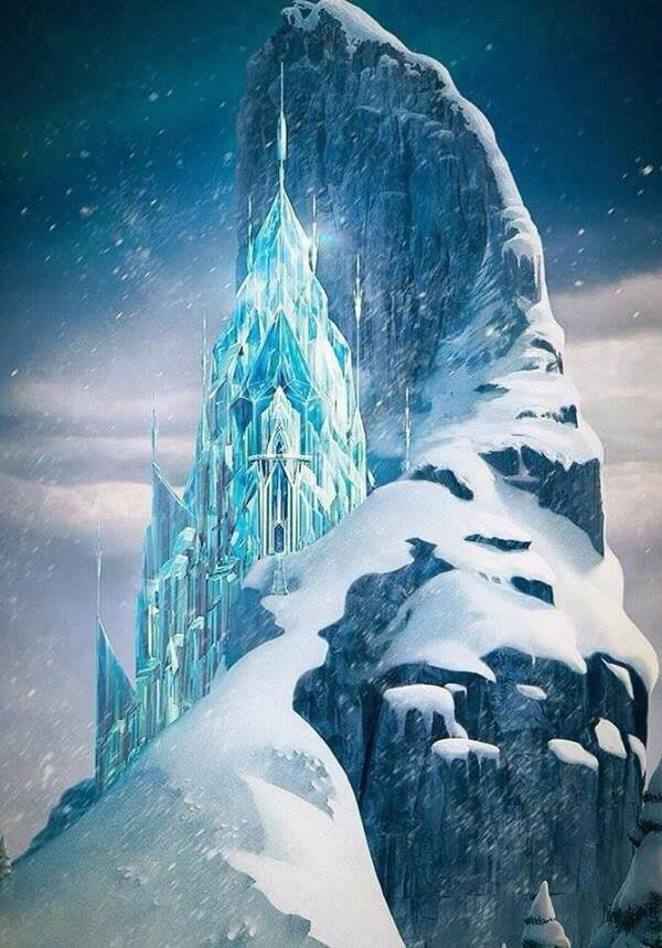 Ice Castle Clipart Clipground