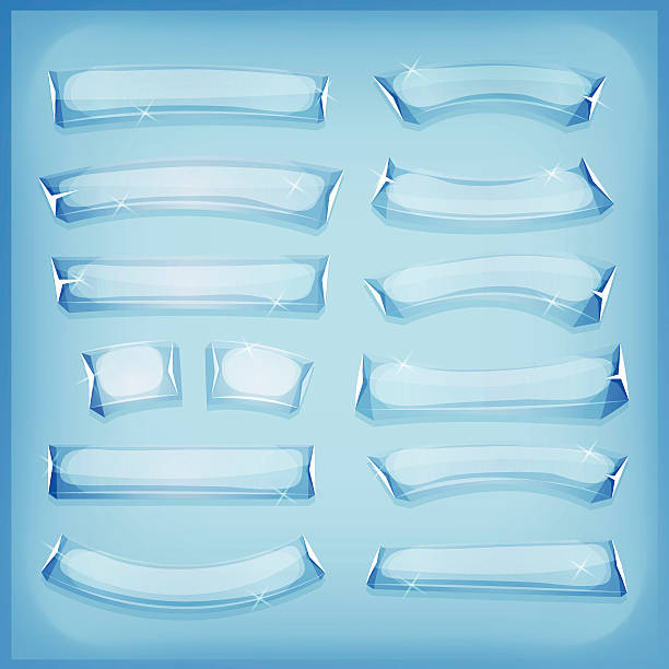 Ice Chunks Clip Art, Vector Images & Illustrations.